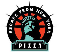 Logo Escape from New York Pizza